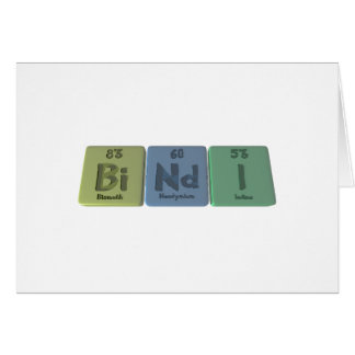 Bindi-Bi-Nd-I-Bismuth-Neodymium-Iodine.png Tarjeta De Felicitación
