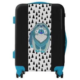 BINDI CHOW triangles  luggage -choose size