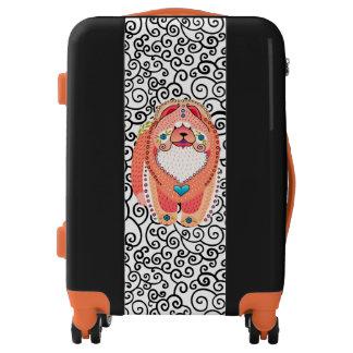 BINDI CHOW warm tone  luggage -choose size- colors