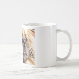 Bindi Classic White Coffee Mug