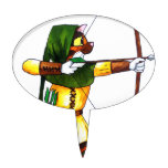 Bindi el Archer Figura De Tarta