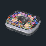 """BINDI GARDEN PARTY candy tin<br><div class=""""desc"""">These candy tins are so cute and make the best party favors,  dog show trophies and stocking stuffers!! Choose from many different artworks in my store</div>"""