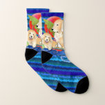 BINDI GOLDEN RETRIEVER -   socks
