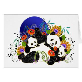 BINDI PANDAS - customize background Card