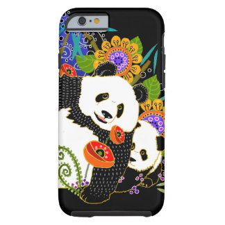 BINDI PANDAS iphone 6/6S case. Tough iPhone 6 Case