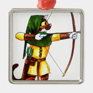 Bindi the Archer Christmas Ornament