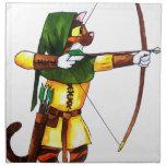 Bindi the Archer Napkins