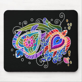 BINDI TURTLE mousepad -customize background color