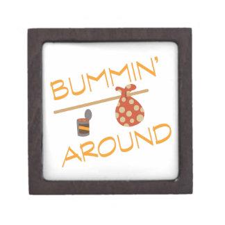 Bindle Bummin Around Premium Trinket Box