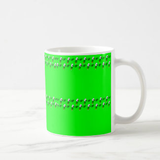 Bindweed Flowers Coffee Mug