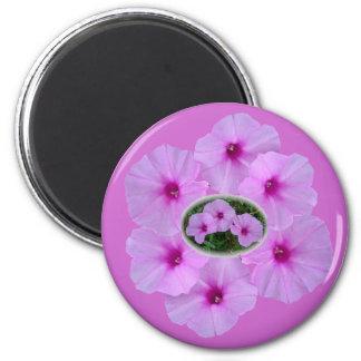 Bindweed Wildflower Series Magnet