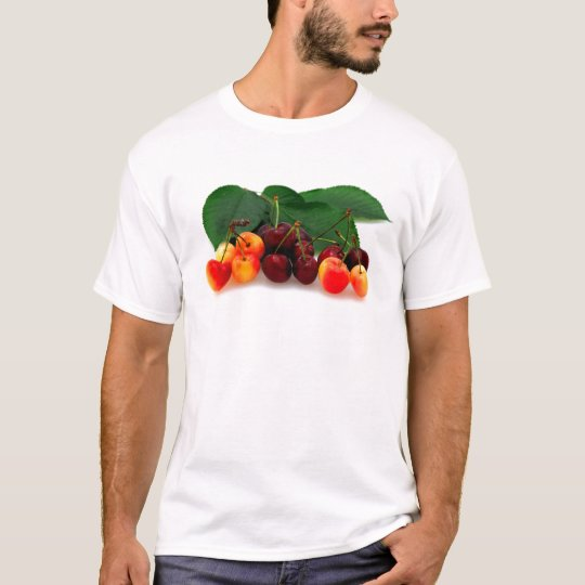 Bing And Rainier Cherries T-Shirt