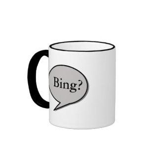 Bing? BANG!! Mugs