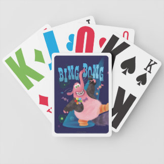 Bing Bong Bicycle Playing Cards