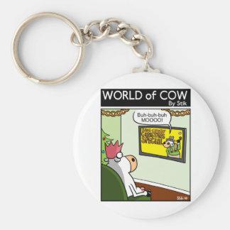 Bing Cowsby Keychain
