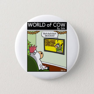 Bing Cowsby Pinback Button