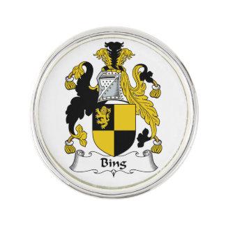 Bing Family Crest