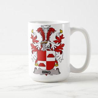 Bing Family Crest Coffee Mug