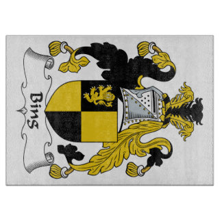Bing Family Crest Cutting Boards