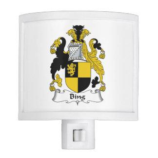 Bing Family Crest Night Light