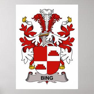 Bing Family Crest Print