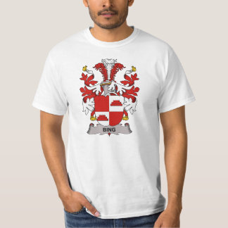 Bing Family Crest T-shirts