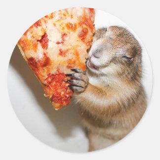 Bing Pizza Sticker
