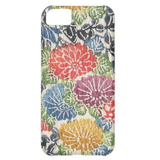 Bingata Floral II Case For iPhone 5C