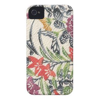 Bingata Floral II iPhone 4 Case-Mate Case