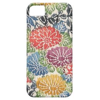 Bingata Floral II iPhone SE/5/5s Case