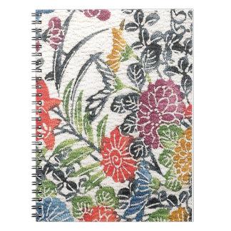 Bingata Floral II Notebook