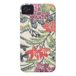 Bingata Floral iPhone 4 Cover