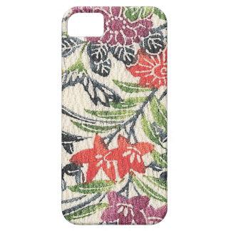 Bingata Floral iPhone SE/5/5s Case
