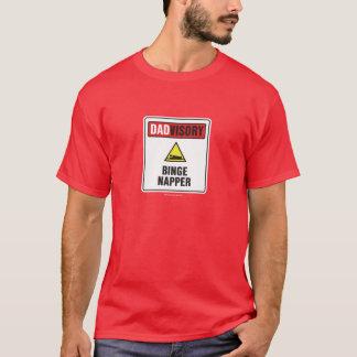 Binge Napper T-Shirt