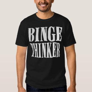 Binge Thinker T (dark) T-Shirt