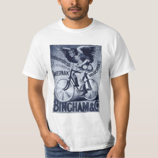 Bingham & Co. Velocipedes T-Shirt