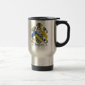 Bingham Family Crest Mug