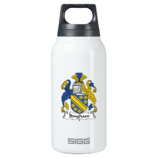Bingham Family Crest SIGG Thermo 0.3L Insulated Bottle
