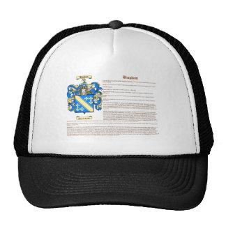 Bingham (significado) gorras
