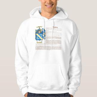 Bingham (significado) pulóver con capucha