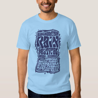 Binghamton Rain Festival Shirt
