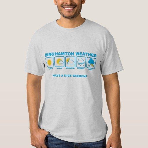 Binghamton Weather Shirt