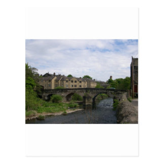 Bingley Bridge, Ireland Postcard