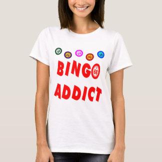 BINGO ADDICT T-Shirt