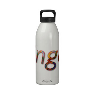 ¡Bingo Botellas De Agua Reutilizables