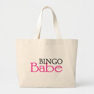 Bingo Babe Canvas Bag