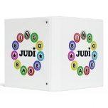 Bingo Babe Judi Binders