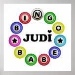 Bingo Babe Judi Poster