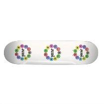 Bingo Babe Judi Skateboard