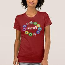 Bingo Babe Judi T Shirt